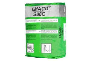 Бетонная смесь emaco s170 керамзитобетон в мытищах